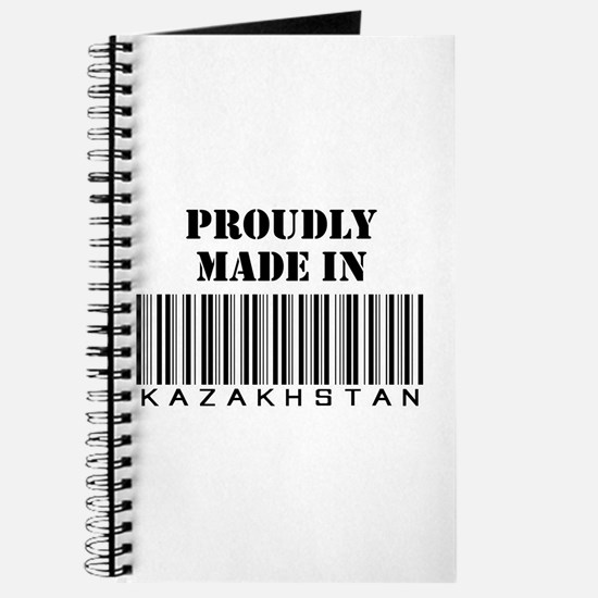 Proudly made in Kazakhstan Journal