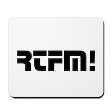 RTFM! Mousepad