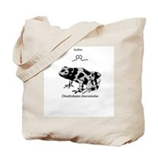 Cute Poison arrow frogs Tote Bag