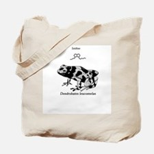 Unique Poison arrow frogs Tote Bag