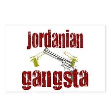 Jordanian gangsta Postcards (Package of 8)