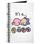It's a Girl Journal