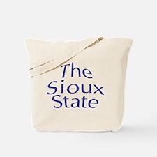 North Dakota The Sioux State Tote Bag