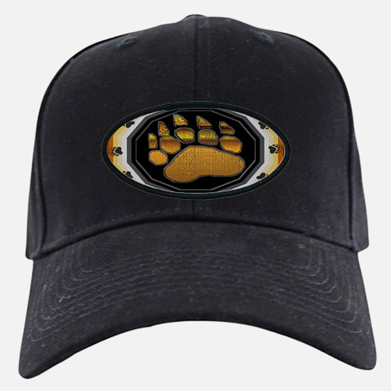BEAR PAW IN BEAR PRIDE DESIGN Baseball Hat
