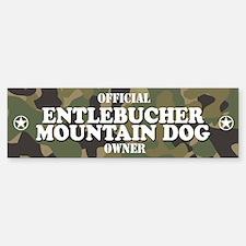 ENTLEBUCHER MOUNTAIN DOG Bumper Bumper Bumper Sticker