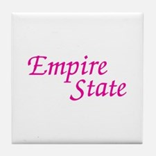 New York The Empire State Tile Coaster