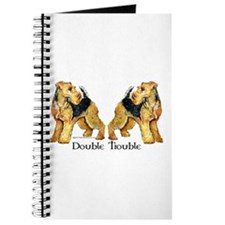 Airedale Terrier Trouble Journal