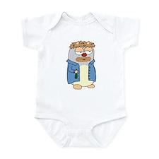 Hamster Infant Bodysuit