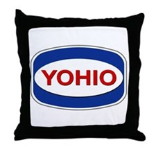 YOHIO Throw Pillow