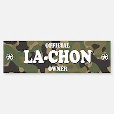 LA-CHON Bumper Bumper Bumper Sticker