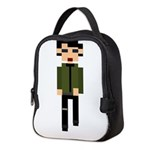 Retro 3 Neoprene Lunch Bag