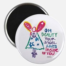 """""""Oh Beauty"""" Magnet"""