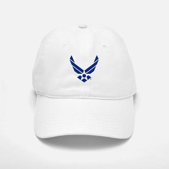 USAF Logo Baseball Baseball Cap