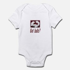 Got Balls? Infant Bodysuit