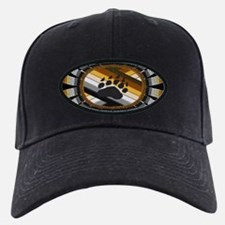 BEAR PAW PRIDE DESIGN/BLACK Baseball Hat