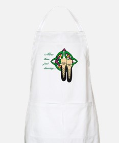 More Than Just Dancing BBQ Apron