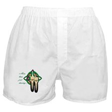 More Than Just Dancing Boxer Shorts
