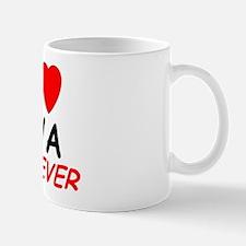 I Love Eva Forever - Mug