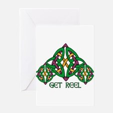 Get Reel Greeting Card