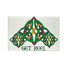 Get Reel Rectangle Magnet