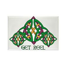 Get Reel Rectangle Magnet (100 pack)