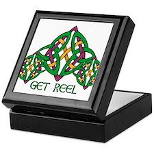 Get Reel Keepsake Box