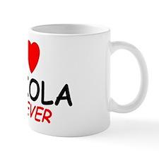 I Love Fabiola Forever - Mug