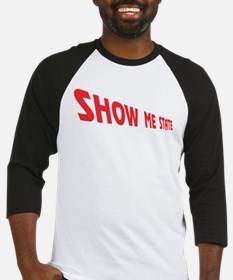 Missouri The Show Me State Baseball Jersey