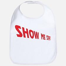 Missouri The Show Me State Bib