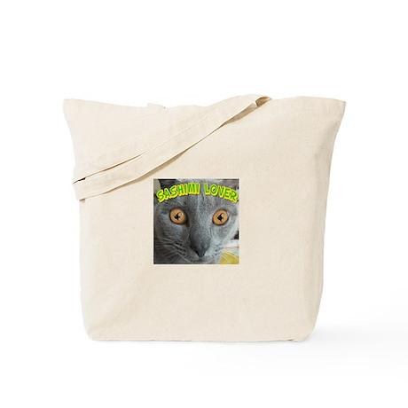 Sashimi Lover Tote Bag