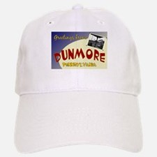Greetings From Dunmore Baseball Baseball Cap