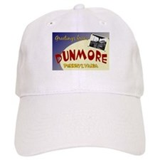 Greetings From Dunmore Baseball Cap