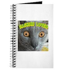 Sashimi Lover #2 Journal
