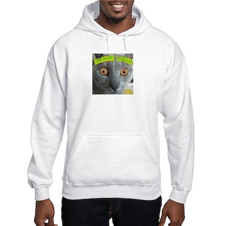 Sashimi Lover #2 Hooded Sweatshirt
