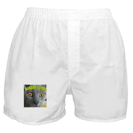Sashimi Lover #2 Boxer Shorts
