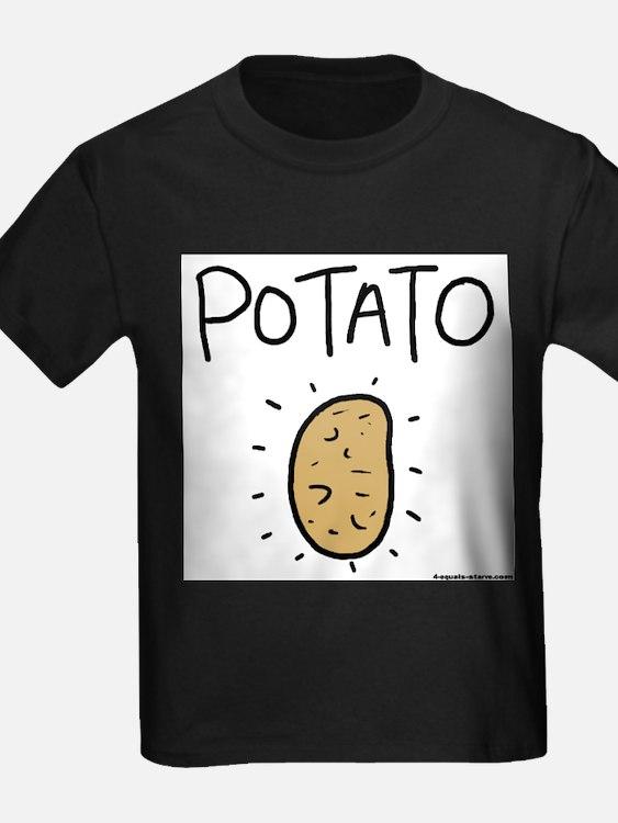 Kims Potato shir T-Shirt