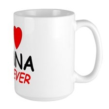 I Love Giana Forever - Mug