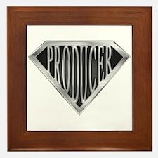 SuperProducer(metal) Framed Tile