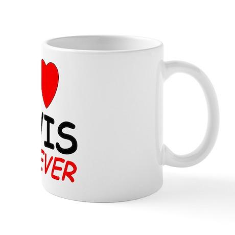I Love Elvis Forever - Mug