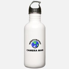 World's Okayest Camera Water Bottle