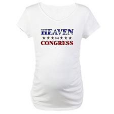 HEAVEN for congress Shirt
