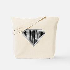 SuperPharmacist(metal) Tote Bag