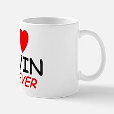 I Love Erwin Forever - Mug