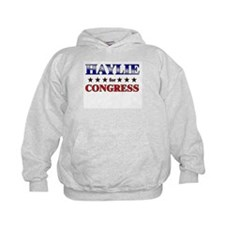 HAYLIE for congress Hoody