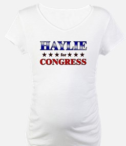HAYLIE for congress Shirt
