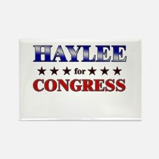 HAYLEE for congress Rectangle Magnet