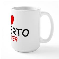 I Love Filiberto Forever - Mug