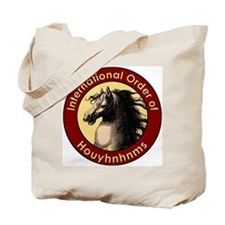Houyhnhnms Tote Bag
