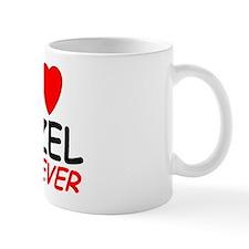 I Love Itzel Forever - Small Mug
