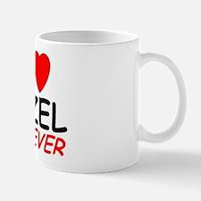 I Love Itzel Forever - Small Small Mug